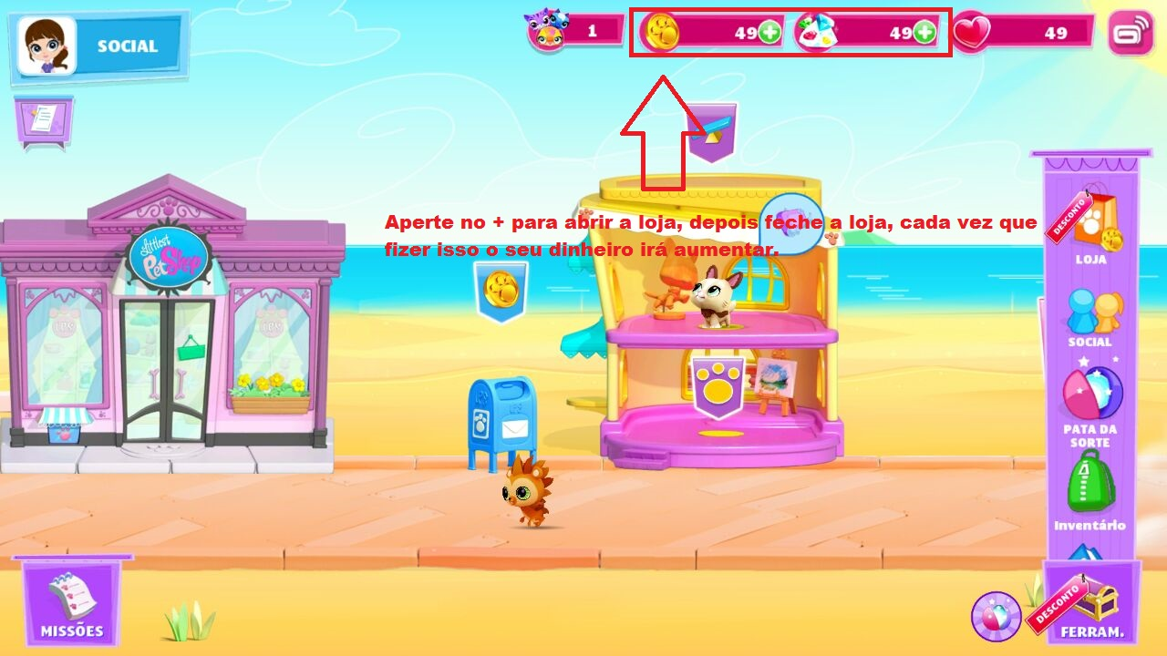 littlest pet shop v2 3 0h mod apk eu sou android