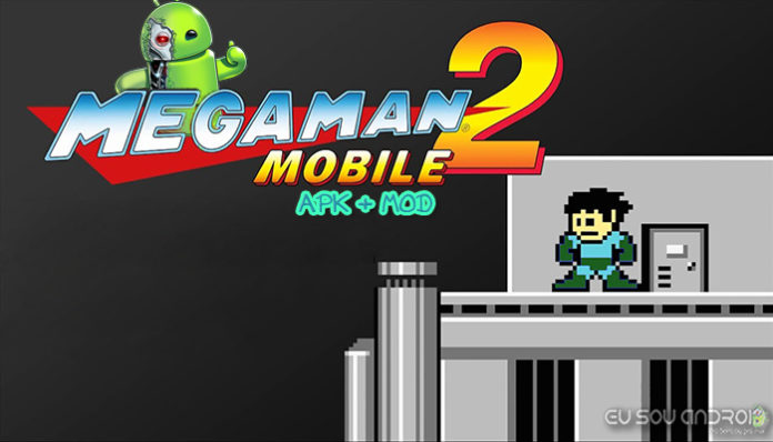 MEGA MAN 2 MOBILE