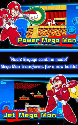 MEGA MAN 6 MOBILE