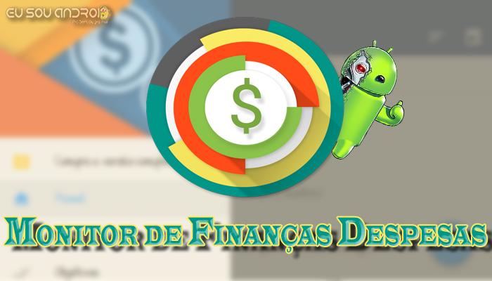 Monitor de Finanças Despesas
