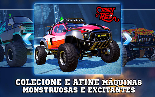 Monster Trucks Racing