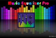 Music Equalizer Pro capa
