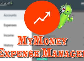 MyMoney Expense Manager