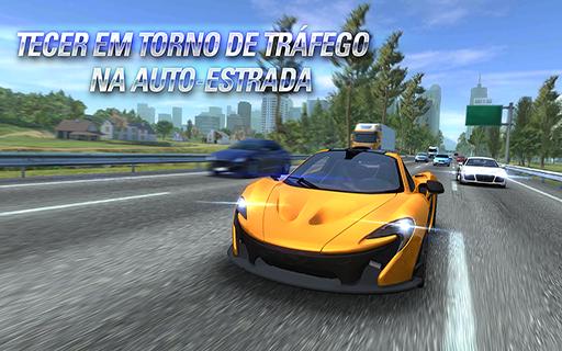 Overtake Corrida no Trânsito