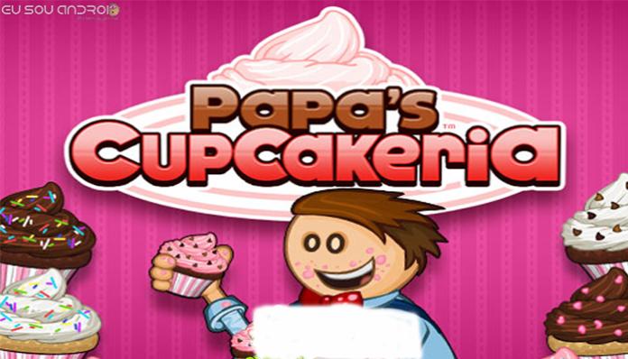 Papa's Cupcakeria To Go