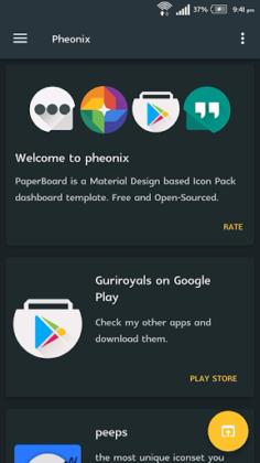 Phoenix Icon Pack