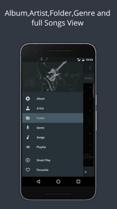 Pluto Music Player