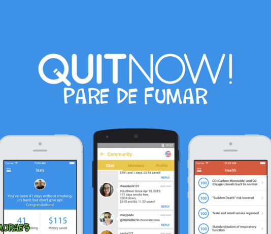 QuitNow! PRO - Pare de fumar