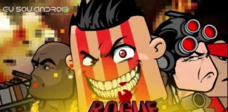 Rogue Buddies Action Bros