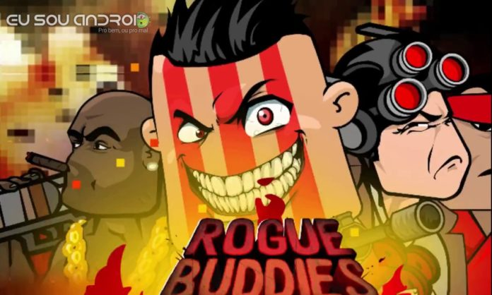 Rogue Buddies Action Bros
