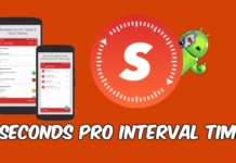 Seconds Pro Interval Timer capa