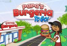 Papa's Burgeria To Go