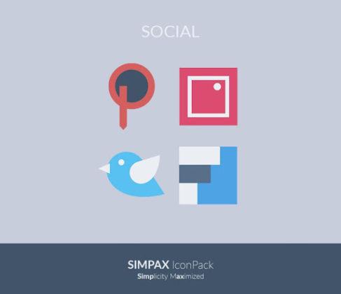 Simpax Icon Pack