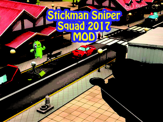 Stickman Sniper Squad 2017