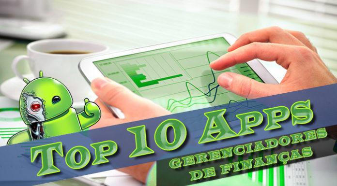 Top 10 Apps Gerenciadores de Finanças