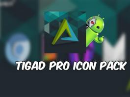 Tigad Pro Icon Pack CAPA