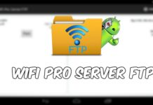 WiFi Pro Server FTP capa