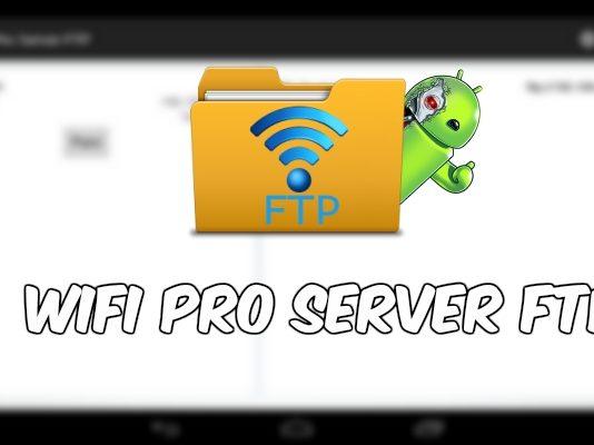 WiFi Pro Server FTP capa