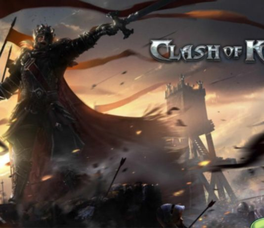 castelos farm no Clash of Kings