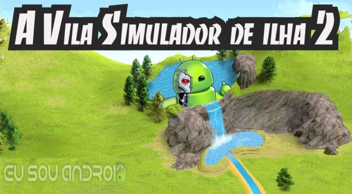 A Vila Simulador de ilha 2