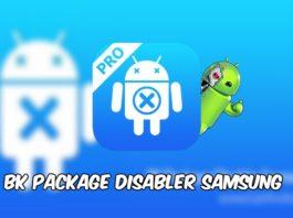 BK Package Disabler Samsung
