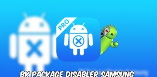 BK Package Disabler Samsung