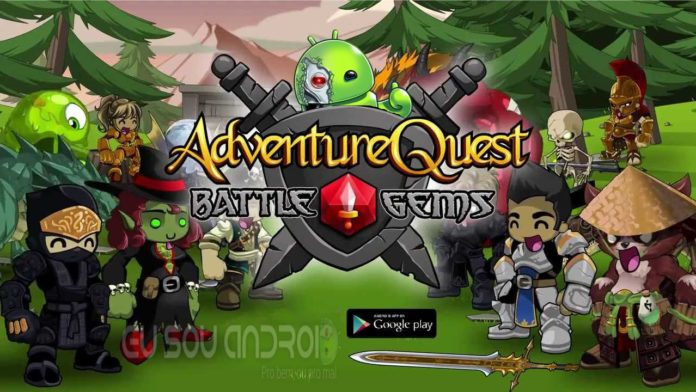 Battle Gems Adventure Quest
