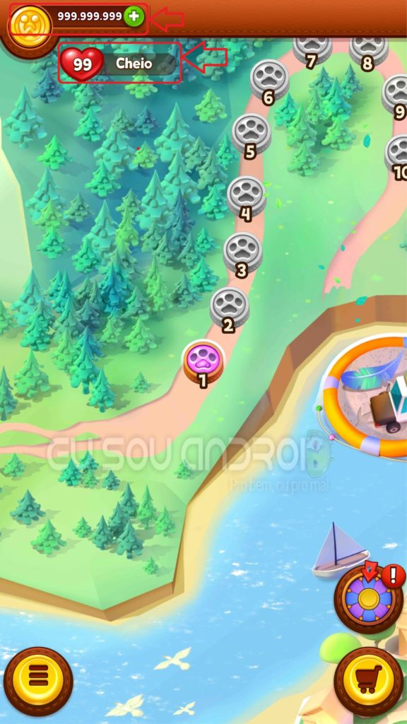 Bubble Island 2 Pop Shooter