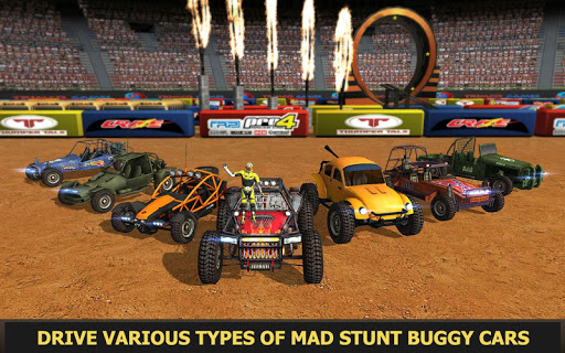 Buggy Of Battle Arena War 17