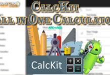 CalcKit All in One Calculator