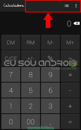 Calculadora Simples e Elegante