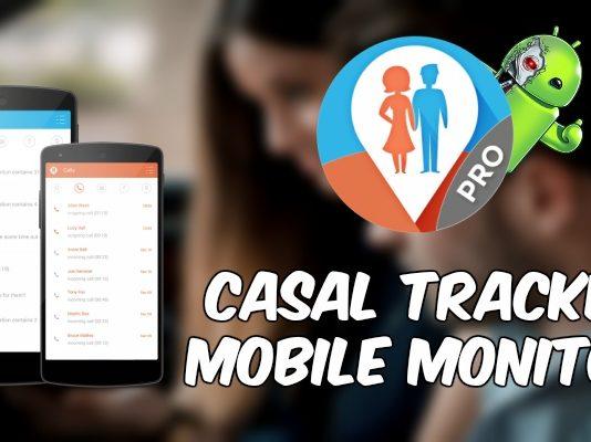 Casal tracker Mobile monitor