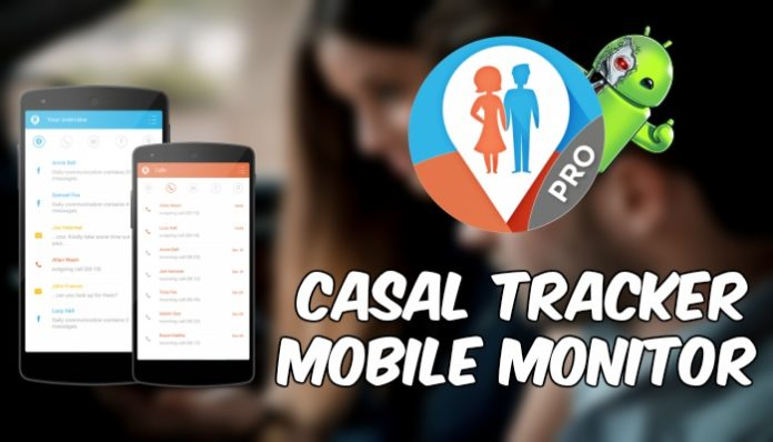 Casal tracker Mobile monitor