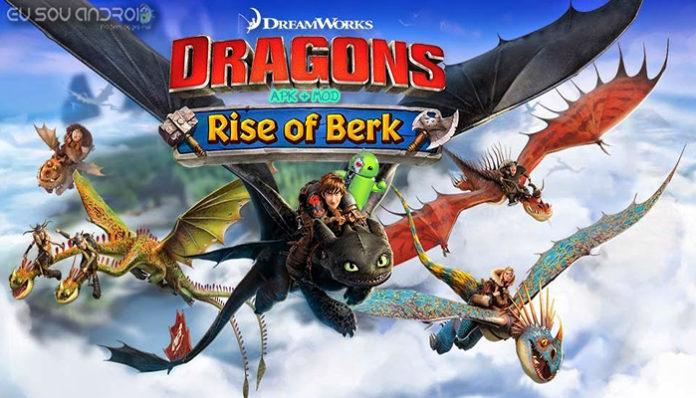 Dragões A Ascensão de Berk