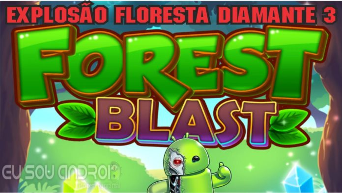 Explosão Floresta Diamante 3