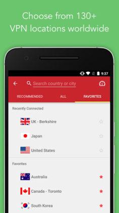 ExpressVPN - VPN para Android