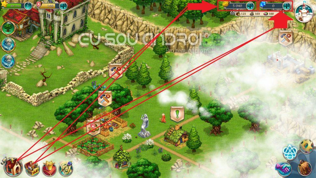 Fairy Kingdom World of Magic