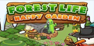 Forest Life Happy Garden