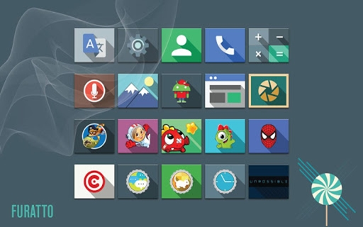 Furatto Icon Pack