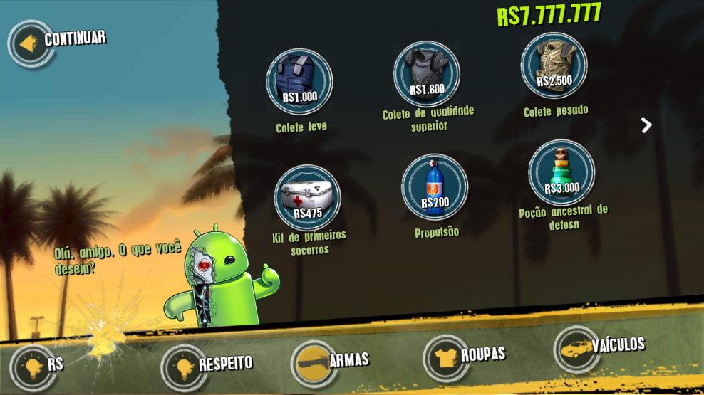 Gangstar Rio for iPhone - Download