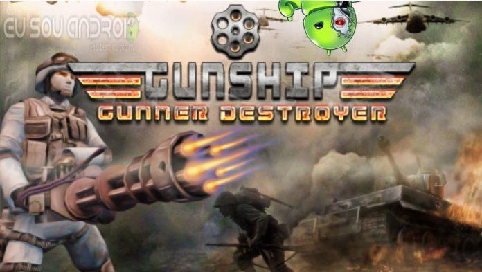 Gunship Gunner Destroyer