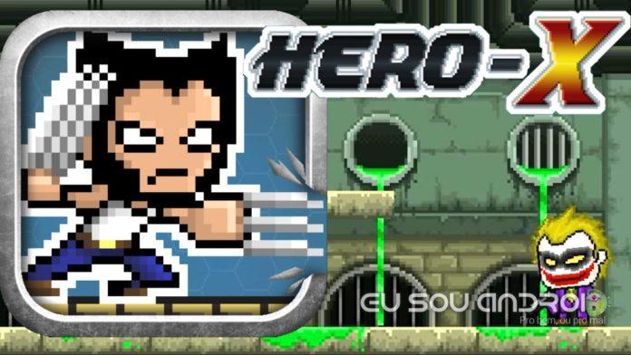 HERO X HERÓI X
