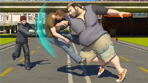 Hunk Big Man 3D Fighting Game