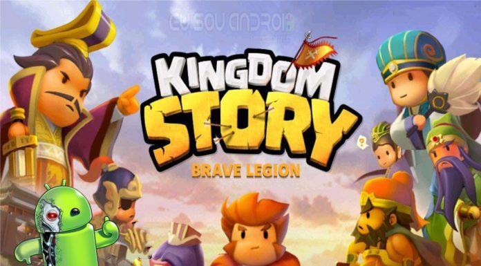 Kingdom Story Brave Legion