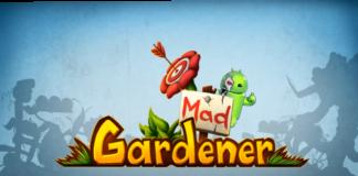 Mad Gardener Zombie Defense