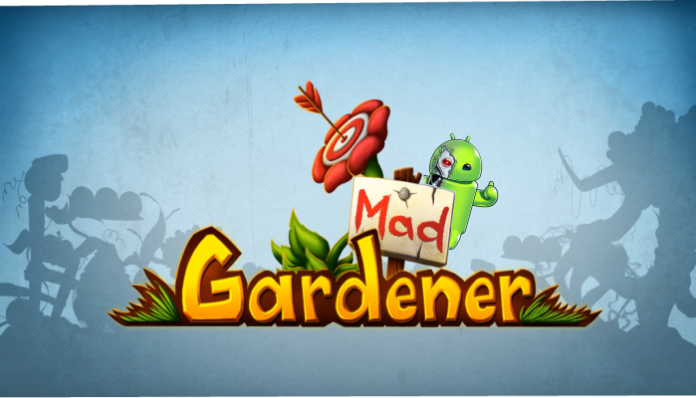 Mad Gardener Zombie Defense