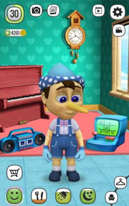 Meu Pinoquio Boneco Falante (2)