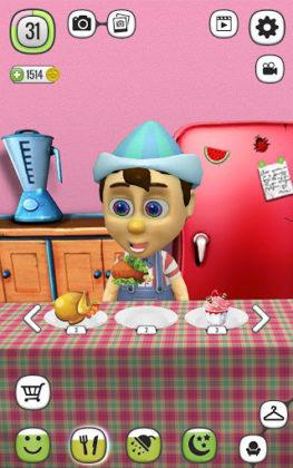 Meu Pinoquio Boneco Falante (3)