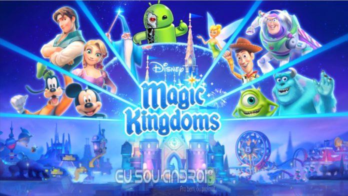 O Reino Mágico da Disney