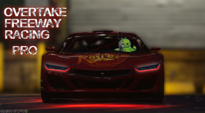 Overtake Freeway Racing Pro